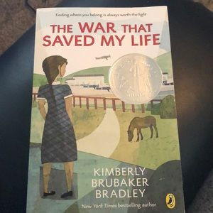 Other - The war that saved my life book.